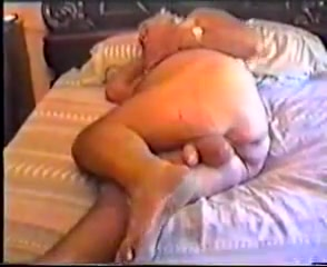 Fat daddy get fucked