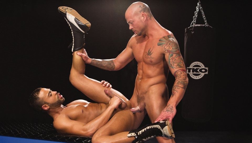 Extreme Fuck Club XXX Video: Micah Brandt, Sean Duran