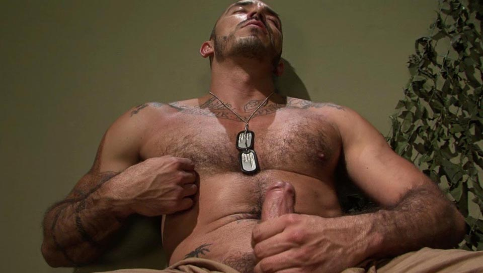 Man Up XXX Video: Alessio Romero