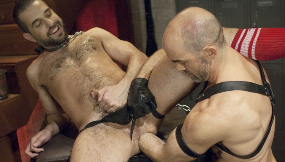 Nick Forte & Diablo Fox in Nasty, Scene #04