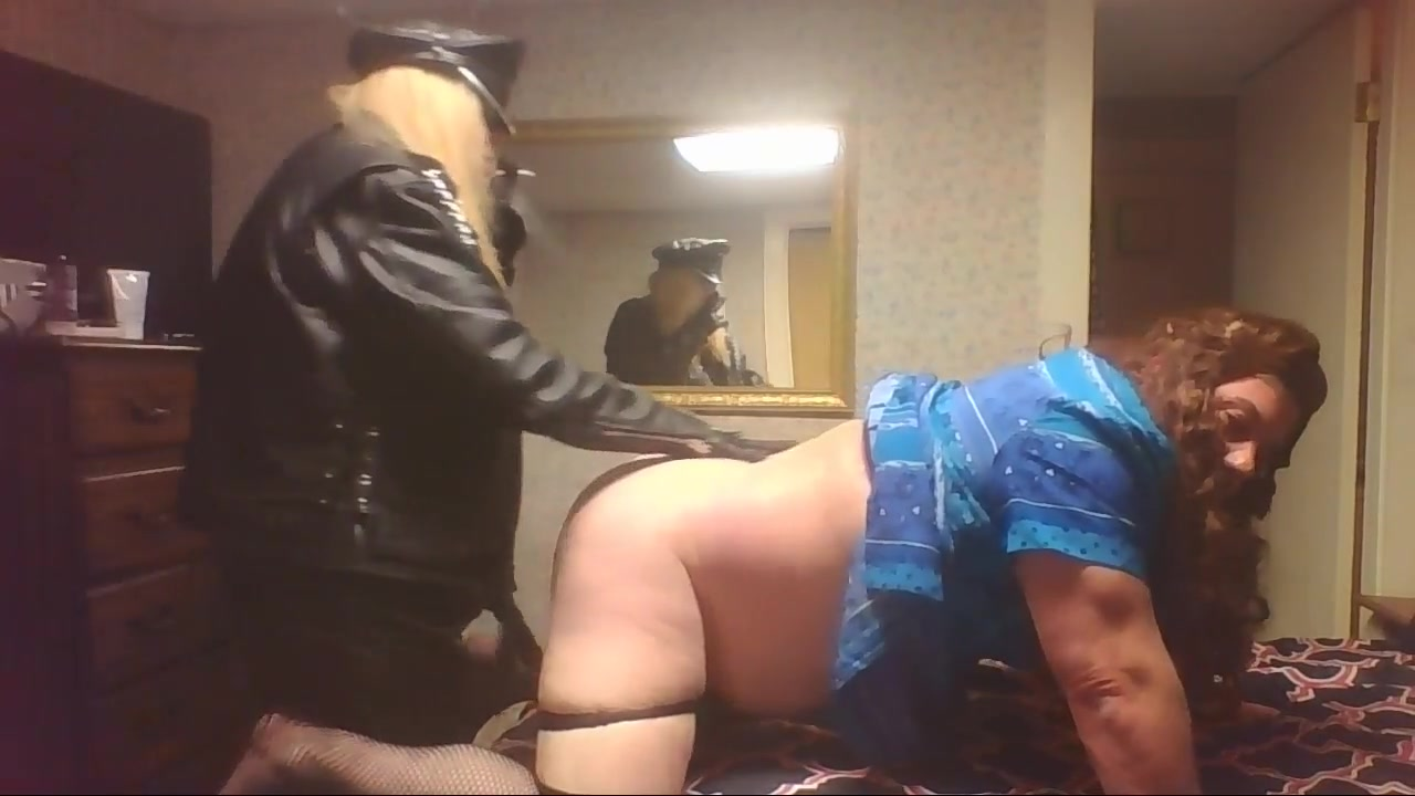 MISTRESS AND SISSY SALLY