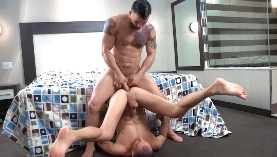 Manuel Deboxer & Brandon Jones in Deboxer Jones XXX Video