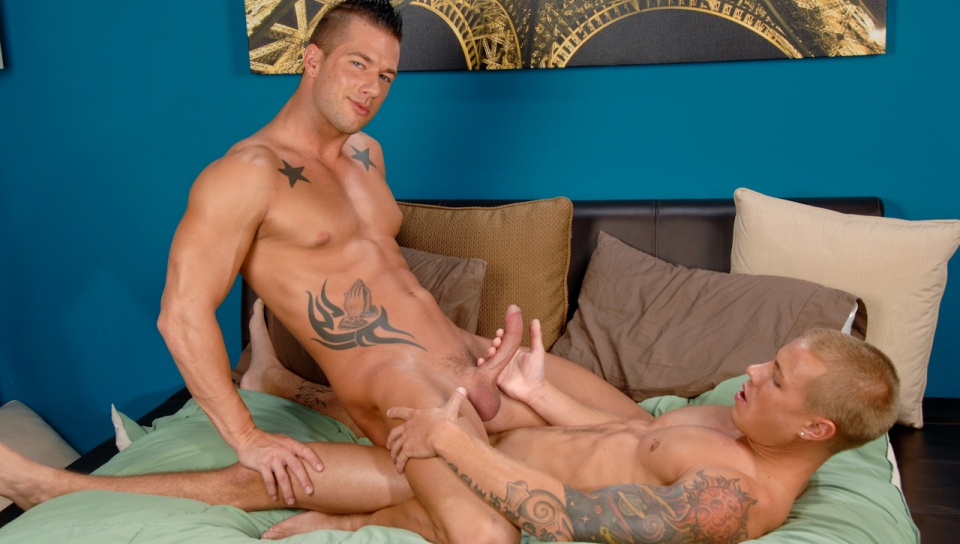 Rod Daily & Brody Wilder in At Your Service XXX Video