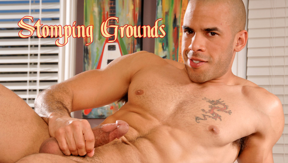 Austin Wilde in Stomping Grounds XXX Video