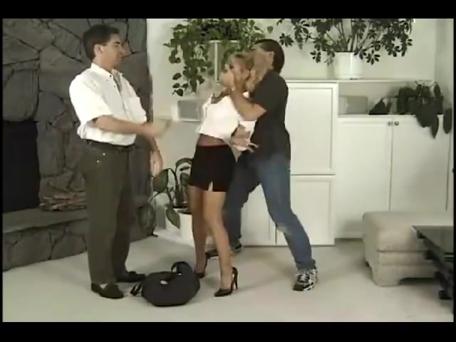 Stacy Attacked at Home