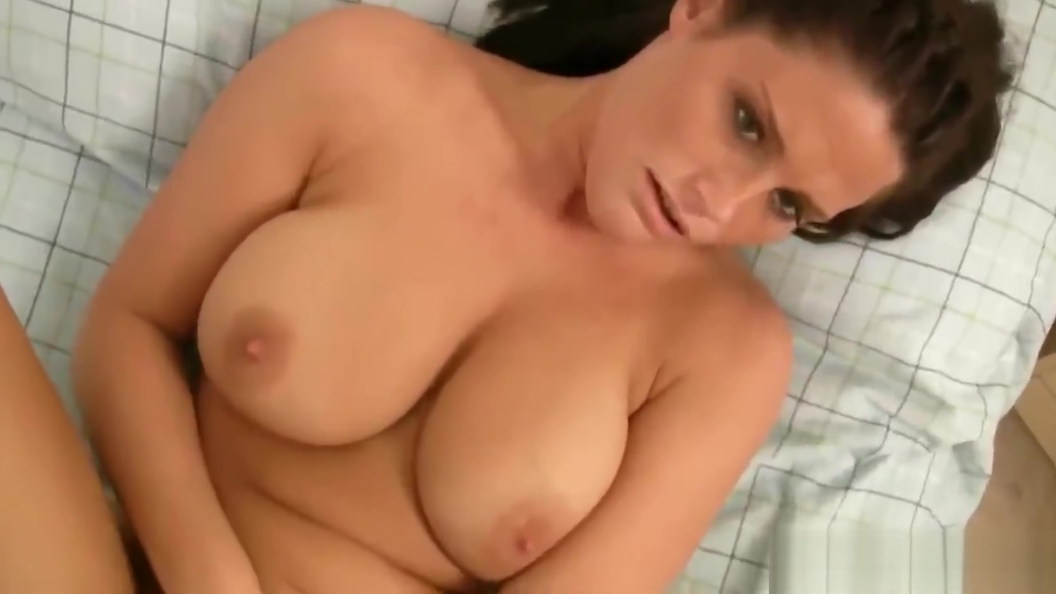 Video 1052884204: big dildo solo, big natural tits dildo, striptease dildo, solo interviews, tits toys masturbation