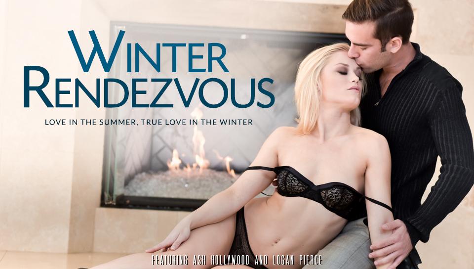 Ash Hollywood & Logan Pierce in Winter Rendezvous Video