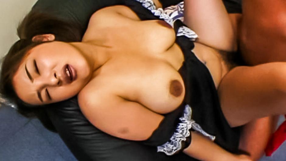 Exotic Japanese girl in Horny JAV uncensored Teen clip