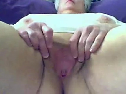 Video 1110209704: granny cam, granny webcam, granny toys, amateur granny, granny playing