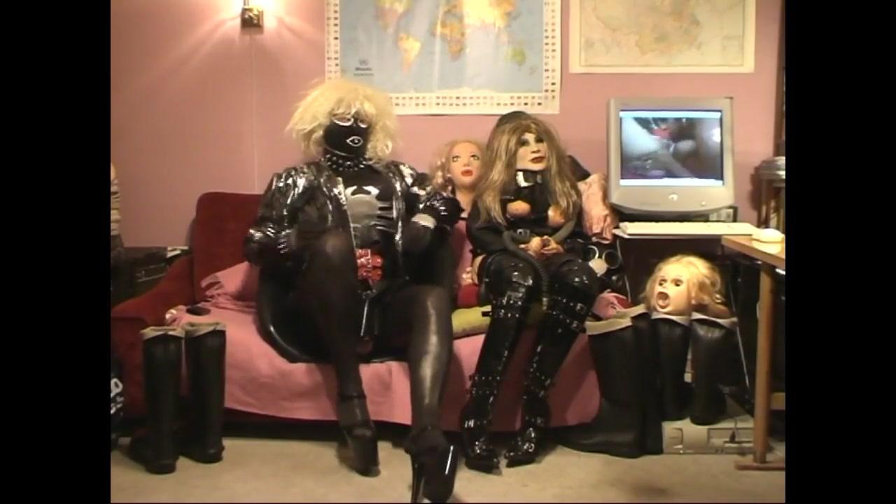 Roxina Kinky Doll Slut X