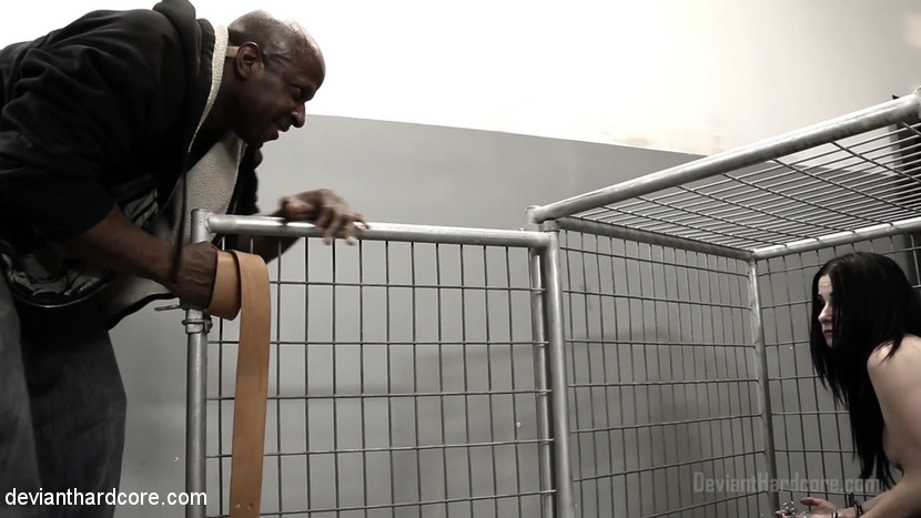 Video 1502941304: prince yahshua, veruca james, interracial foot fetish, foot fetish slave, foot fetish bdsm, foot fetish fingering, interracial hardcore bbc, bbc interracial sex, bdsm slave ass, brunette foot fetish, foot fetish big, bbc choking, petite interracial, interracial tattooed, cage, submissive