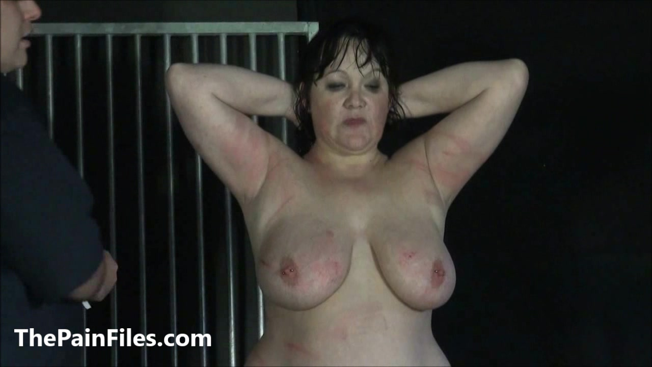 Needles in nipples and bbw bdsm of mature private girl China suffering hard piercing punishments and hypodermic