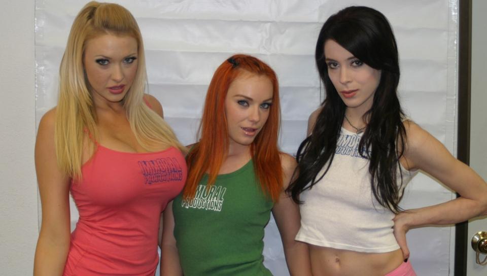 ImmoralLive Video: Aiden Ashley, Dani Jensen and Summer Brielle