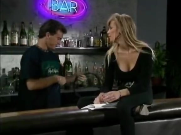 Fucked on a bar counter