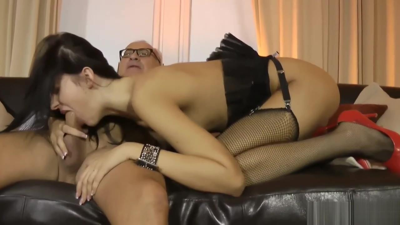 Video 1265754304: fetish threesome, milf licks cum, milf ass lick, threesome cumshot, stockings threesome, threesome hd