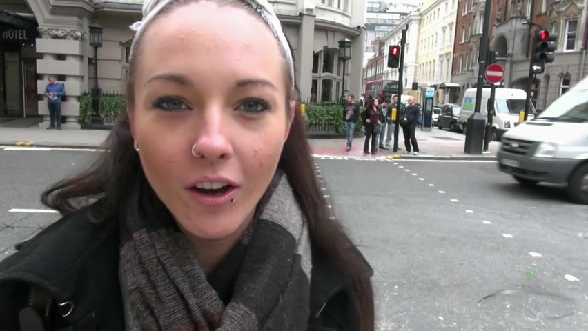 ATKGirlfriends video: Ashley Stone London Virtual Vacation - part 1