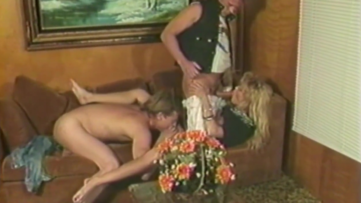 Video 1509070804: joey silvera, threesome anal double penetration, vintage double penetration, big cock double penetration, double penetration cumshot, blonde double penetration, vintage handjob, cunnilingus anal