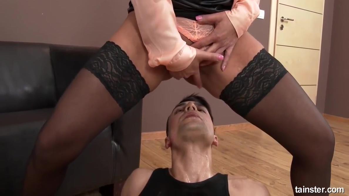 Video 1511621304: tera joy, femdom piss, piss fetish, milf pissing, high heels pissing, milf stockings heels, brunette milf stockings