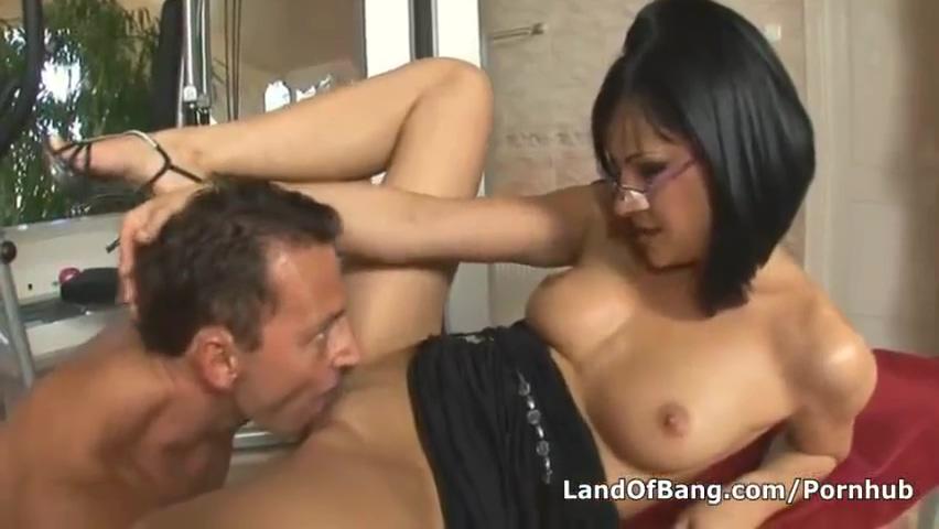 Video 1517887104: abbie cat, brunette milf deep throats, brunette european milf