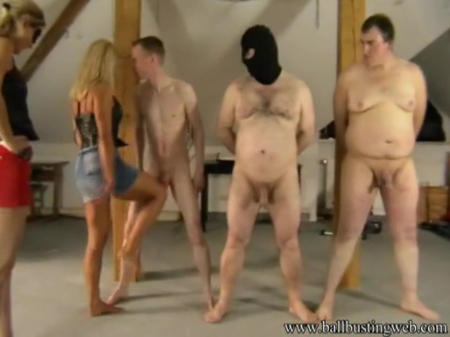 Video 1526928604: cfnm femdoms humiliate, bdsm slave femdom, bdsm sex slave, cfnm group femdom, cfnm femdom blonde, cfnm ball busting, hardcore slave sex