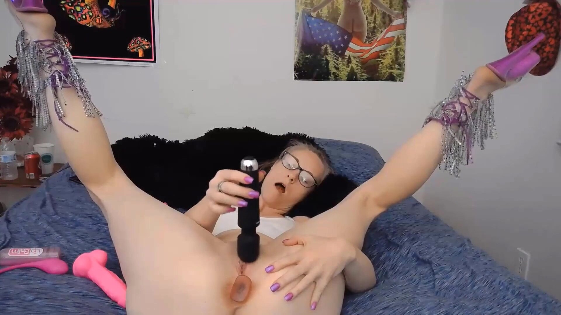 Video 1531266504: tiny ass hole, amateur blowjob small tits, anal toying blowjob, tight wet pussy, tight pussy play, red head anal, love masturbating, camera masturbation, sexy