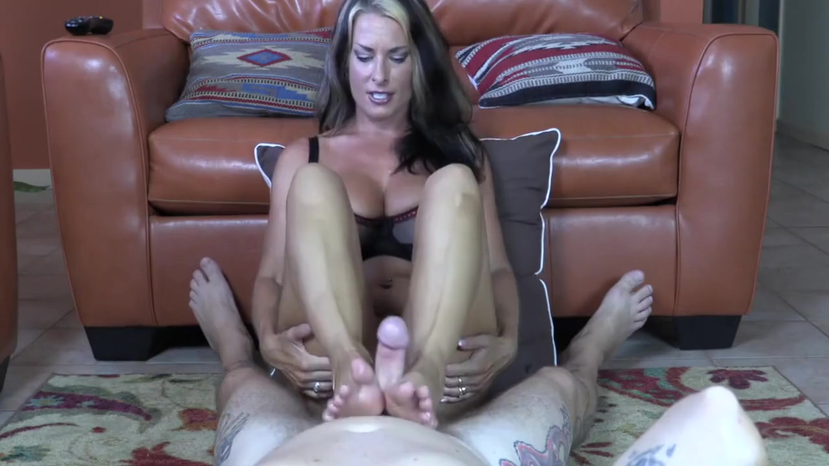 Video 1537314004: goldie blair, pov femdom foot fetish, milf foot job pov, tits foot fetish, big tits milf pov, brunette foot fetish