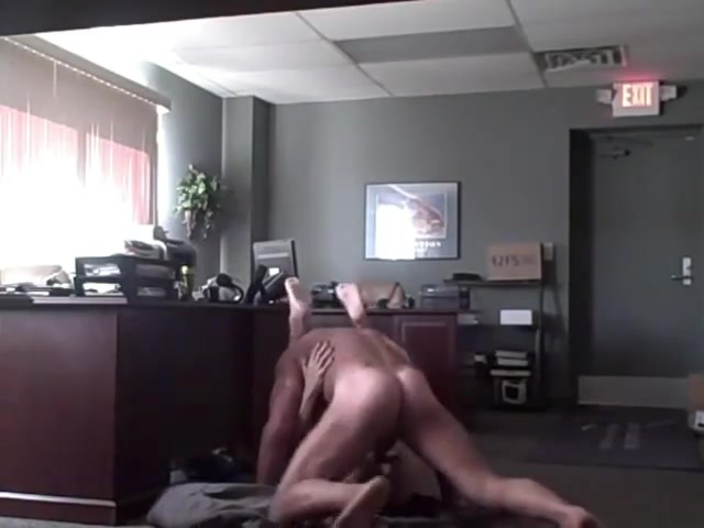 Fucking The Boss At Work