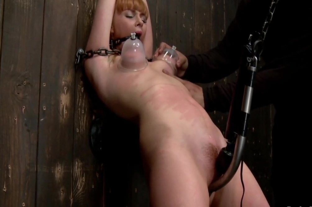 Video 1555266704: marie mccray, bdsm fetish, bdsm toys, red bdsm, toy head