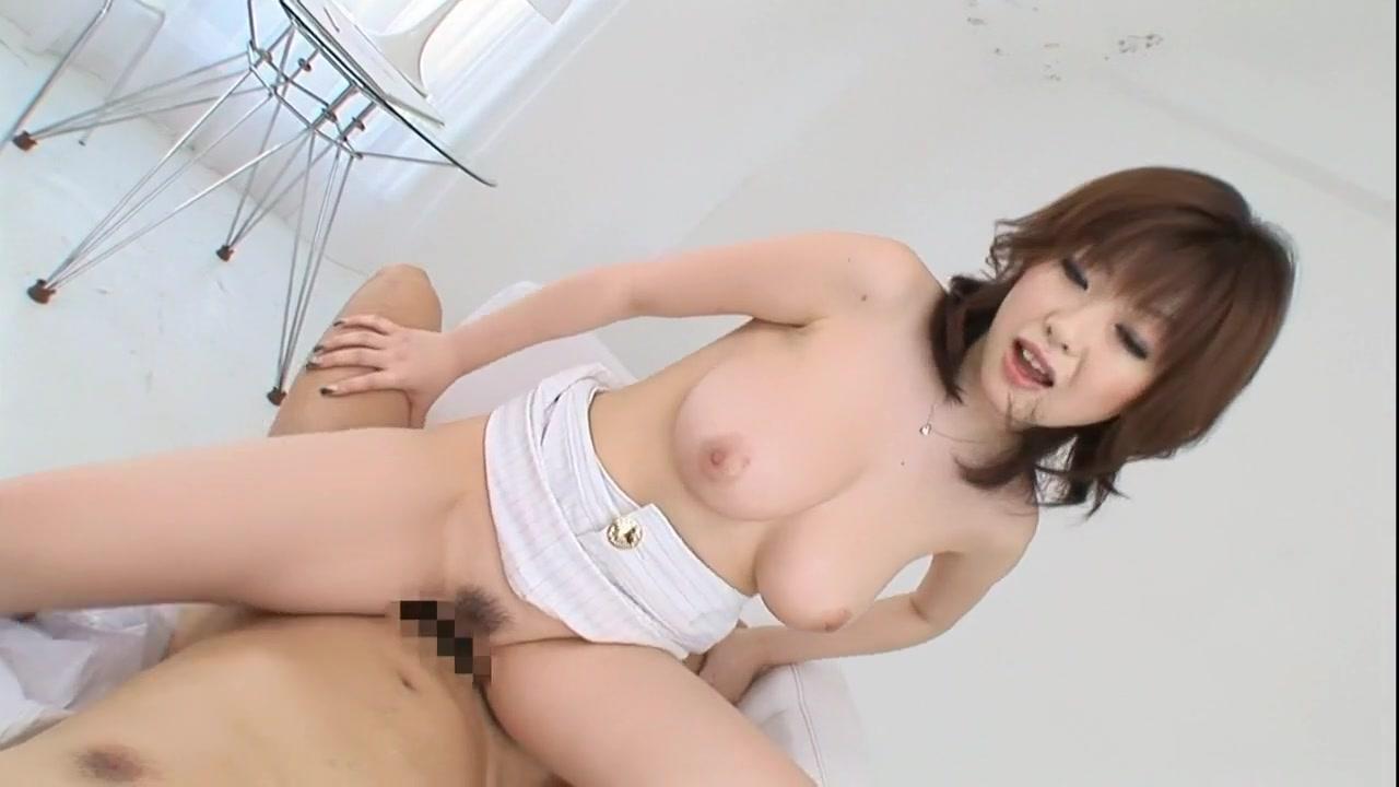 Amazing Japanese model Rio Hamazaki in Horny big natural tits, big tits JAV clip