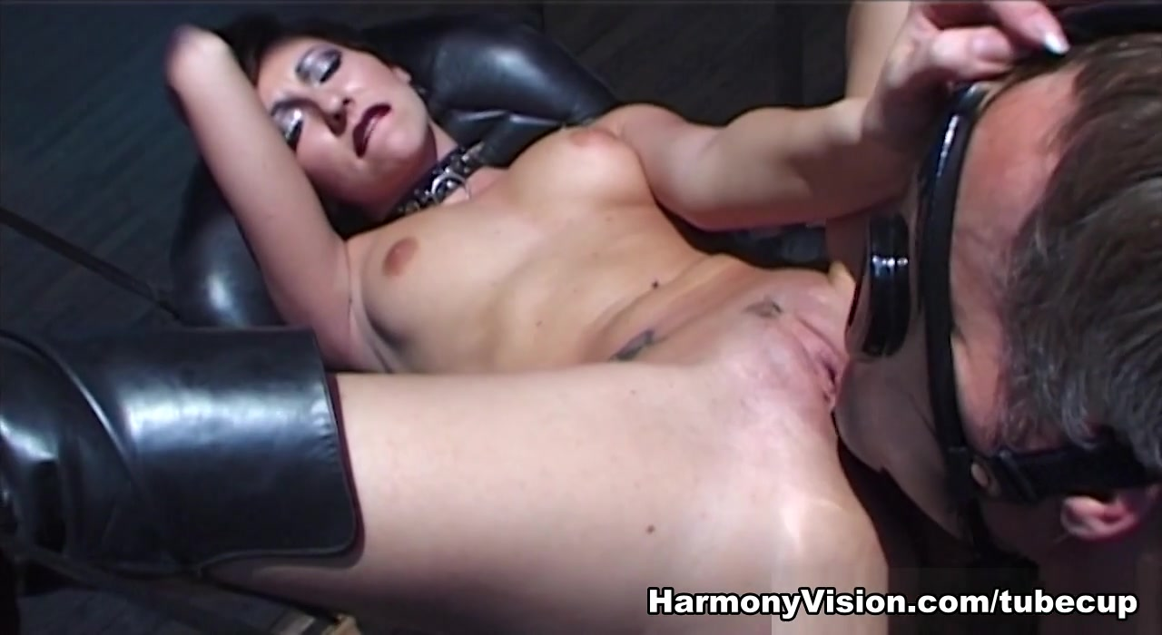 Alicia Rhodes & Strapon Jane in The Punishment Room - HarmonyVision