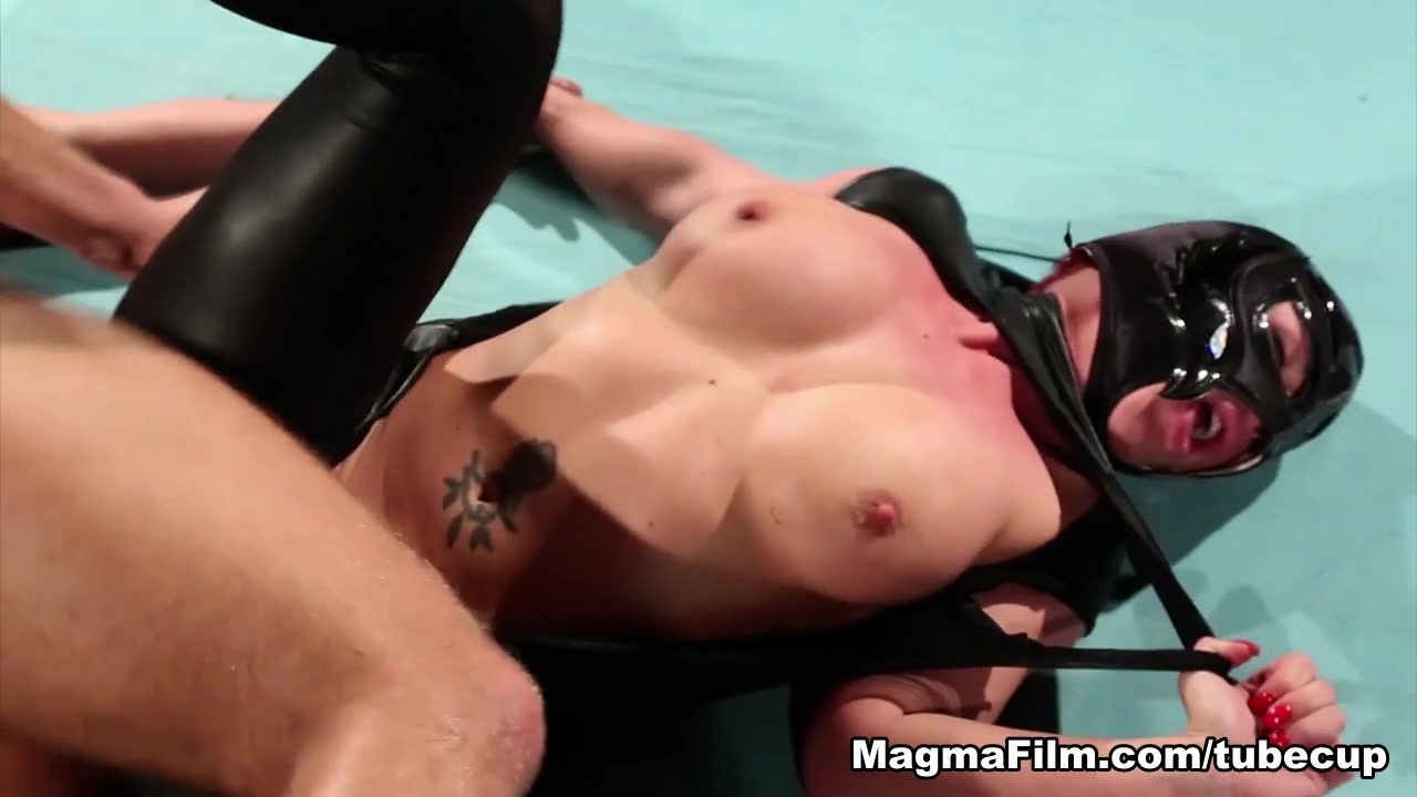 German redhead jolynejoy played so dirty in a catsuit 4