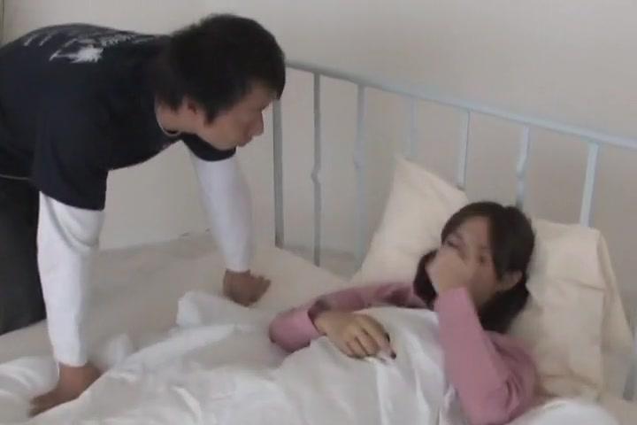 Ami Matsuda Uncensored Hardcore Video with Swallow scene
