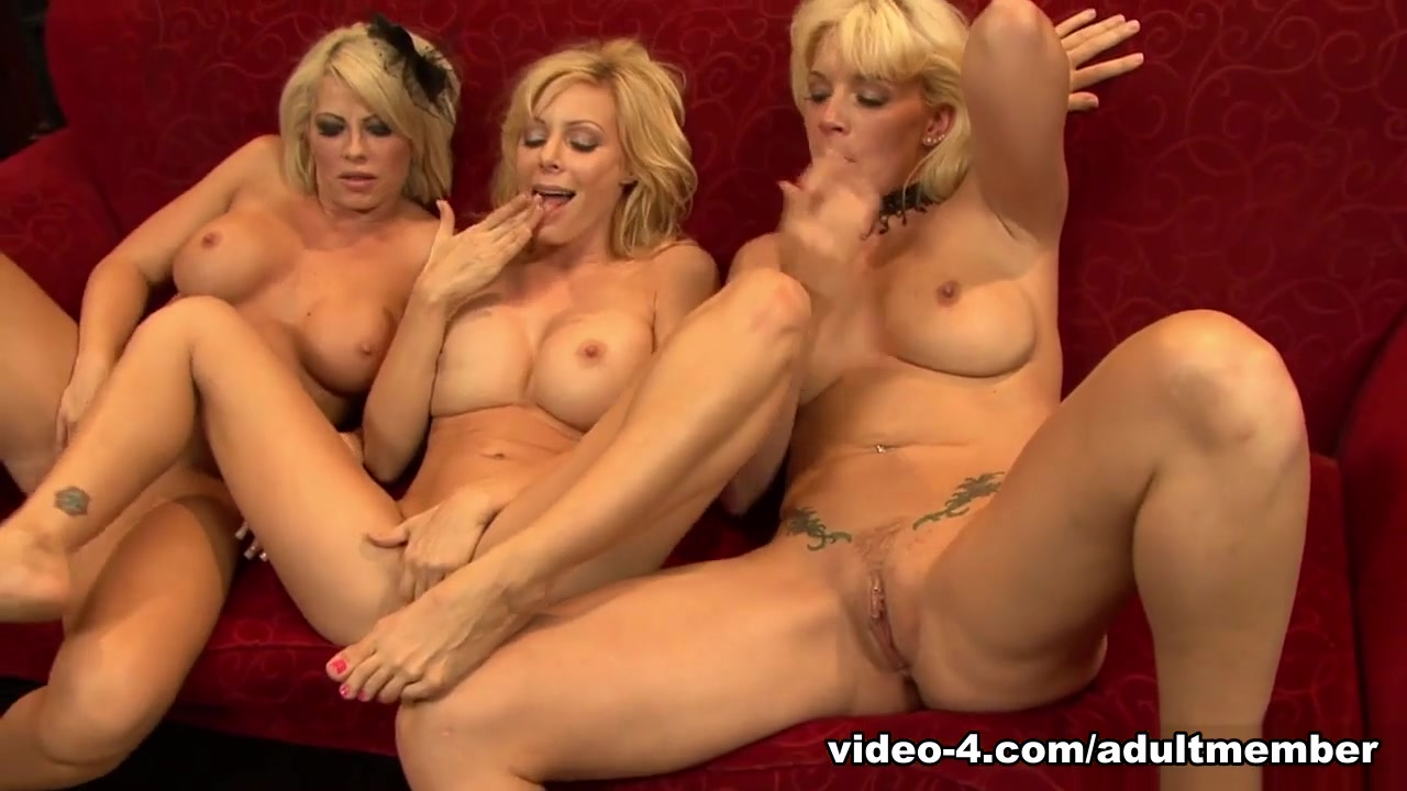 brooke haven & heidi mayne & holly sampson in no better than a hot lesbian threesome - adultmemberzone