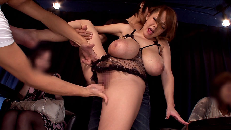 Fabulous Japanese whore Hitomi Tanaka in Hottest JAV censored Fingering, Gangbang video