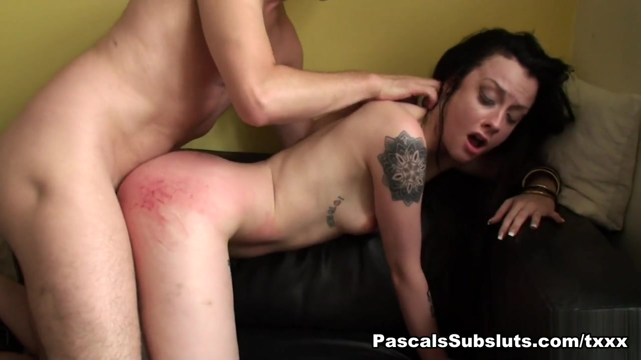 Alessa• Retching Nymph Craves New Cock - PascalSsubsluts