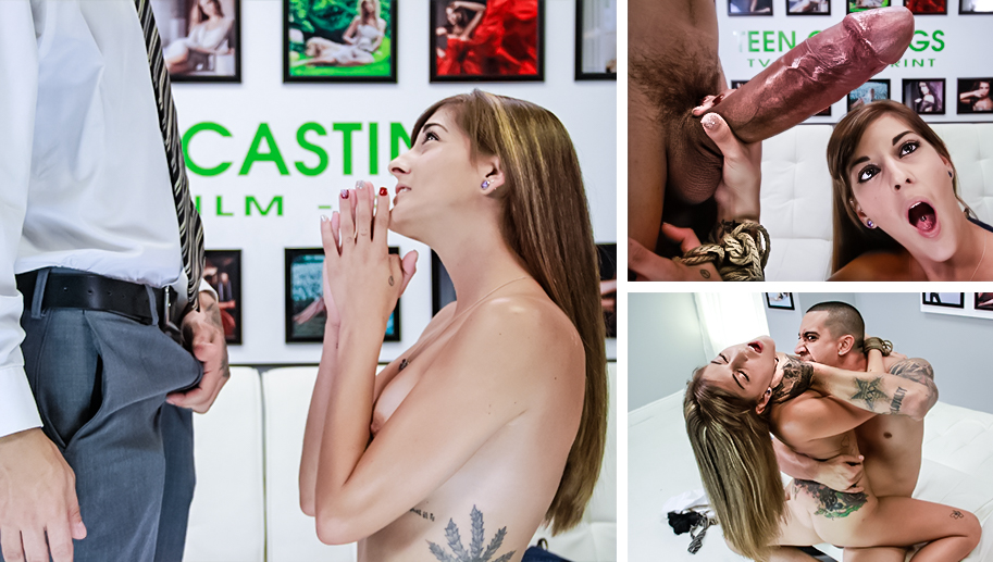 Dakota Vixen Video - BrutalCastings