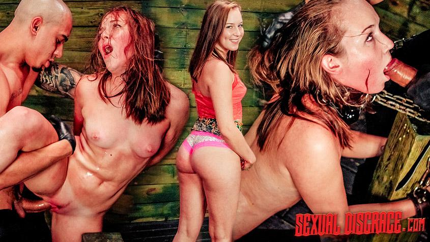 Charli Acacia 1 Sexual Disgrace BDSM Virgin - SexualDisgrace