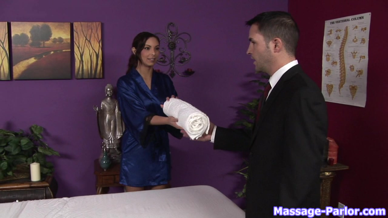 Massage-Parlor: The Barter
