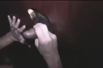 Milf slut wife loves the gloryhole