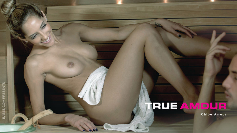Chloe Amour in True Amour - BabesNetwork