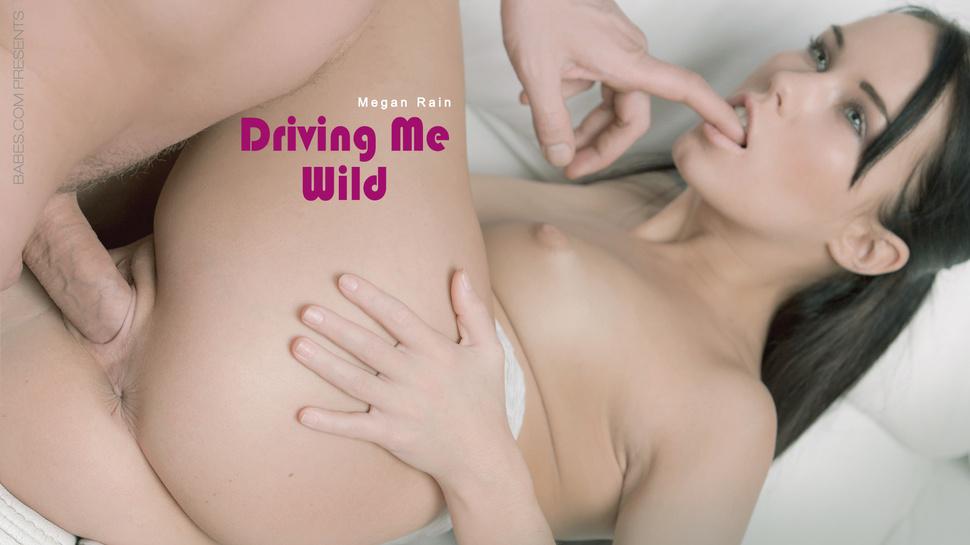 Megan Rain in Driving Me Wild - BabesNetwork