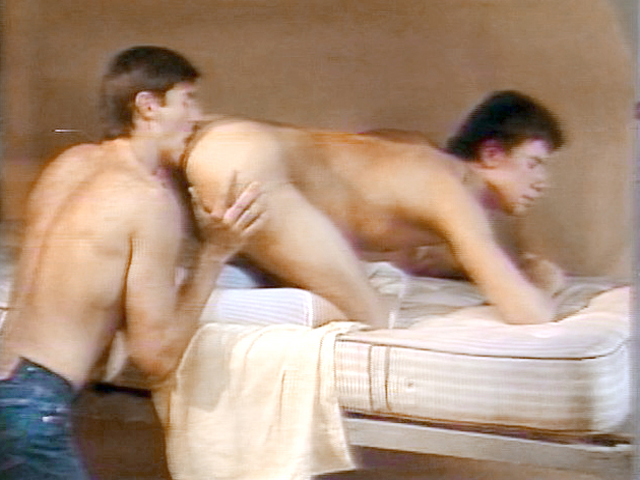 Jeff Converse & Mark Jennings in Winners Scene 6 - Bromo