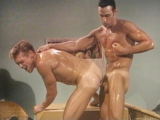 Al Michaels & Daryl Brock in Night Heat Scene 5 - Bromo