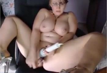 Milf bbw dildo play on webcam - omgilikebigboobs tumblr