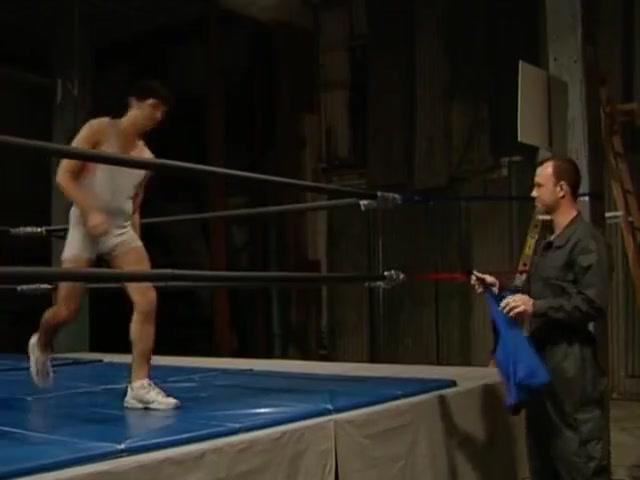 Wrestle coach ken mack