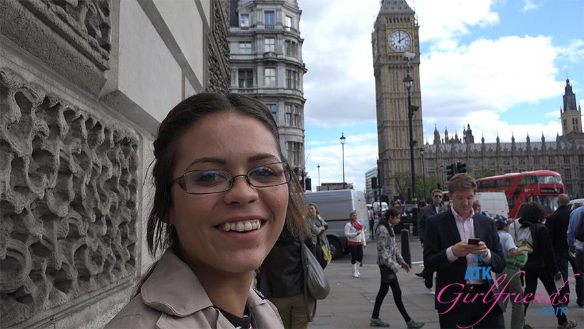 Blair Summers in Virtual Vacation Movie - AtkGirlfriends