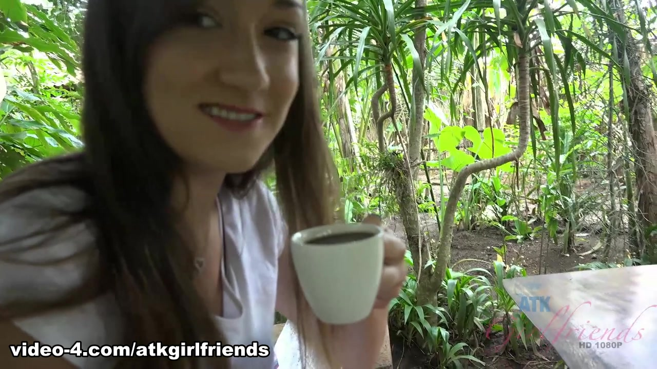 Victoria Rae Black in Virtual Vacation Movie - AtkGirlfriends