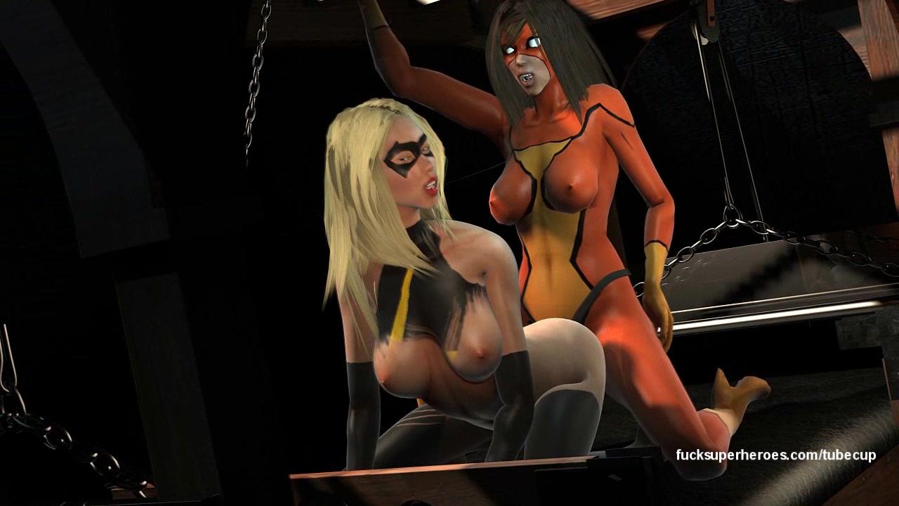 Marvelous Girls - Hot SUPER Lesbian action part2