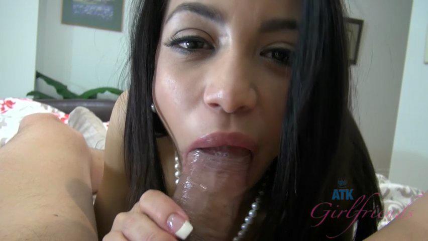 Veronica Rodriguez in Virtual Date Movie - AtkGirlfriends