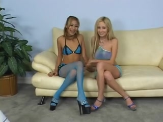 Whores in platforms ir hillary and kat